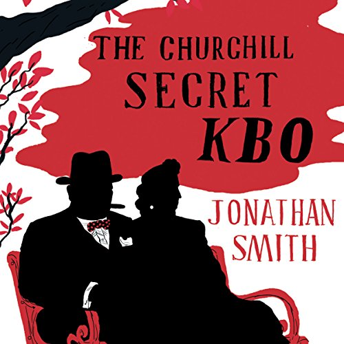 The Churchill Secret KBO audiobook cover art
