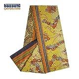 Bassetti - bassetti granfoulard telo arredo bramante var.4 ocra sfumato - 270x270