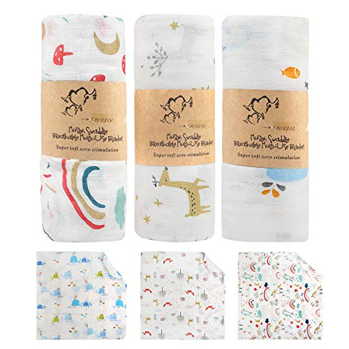 BelleStyle Mantas Swaddle...