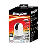 Energizer Connect Smart 1080p HD Pan & Tilt Indoor Home Security Camera with Motion Alerts, 2 Way Audio, Remote Access and Voice Control | Compatible with Alexa and Google Assistant