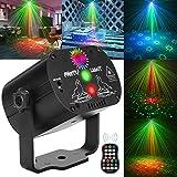 CAIYUE Party Lights DJ Lights, Disco Stage lights Strobe lights dj equipment Strobe