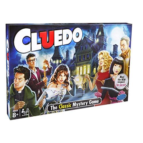 Cluster-Brettspiel, das Klassische Mystery Board-Spiel für Kinder und Erwachsene, 2-6 Spieler