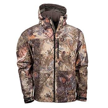 Kings Camo Men s Mountain Shadow Wind-Defender Pro Fleece Jacket Camo Large