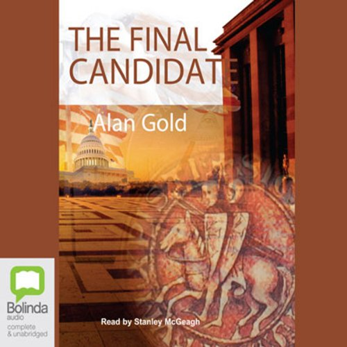 The Final Candidate audiobook cover art