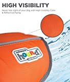 Kyjen 22019 Outward Hound Ripstop Quick Release Easy Fit Rettungsweste für Hunde, verstellbar, Größe S, orange - 8