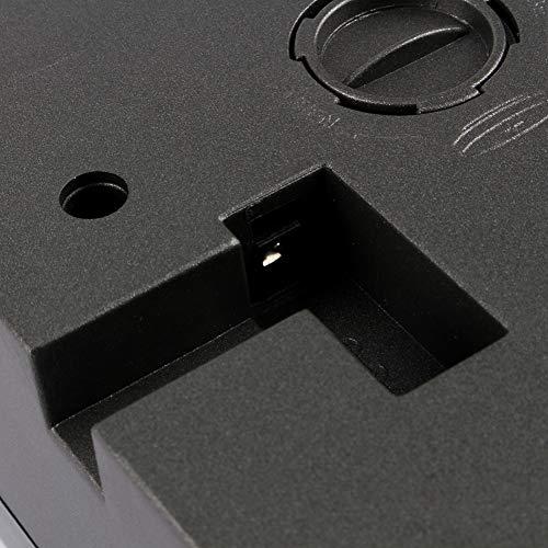 Reloj de Control Remoto Visible, Consumo de energía LCD Reloj de coffce House Control Remoto de plástico