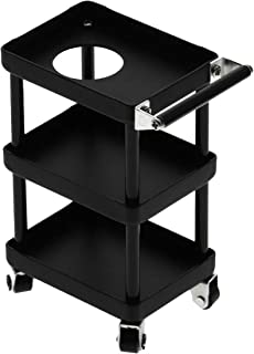 Share Goo RC Simulation Storage Rack 3-Tier Repair Trolley Tray Holder Decoration Tool Compatible with Traxxas TRX-4 Axial...