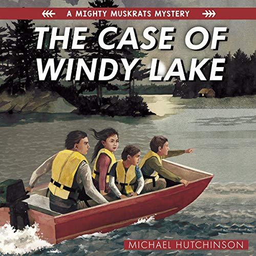 The Case of Windy Lake cover art