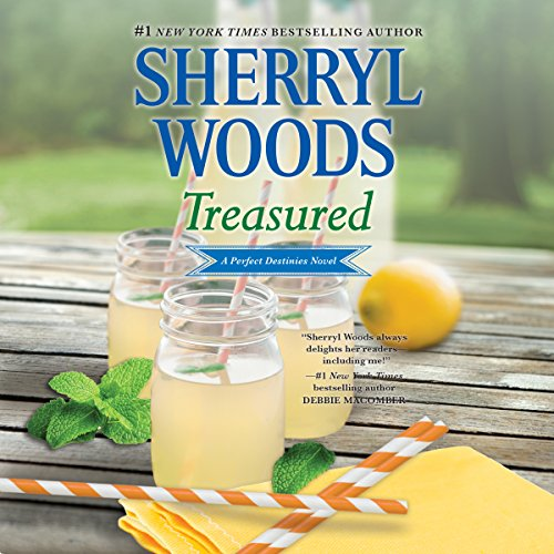 Treasured audiobook cover art