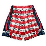 Premium Hockey Athletic Shorts | Patriotic Stars & Stripes | Adult X-Large