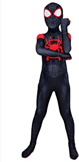 Kids Superhero Spandex Costume Cosplay 3D Zentai Full Bodysuit