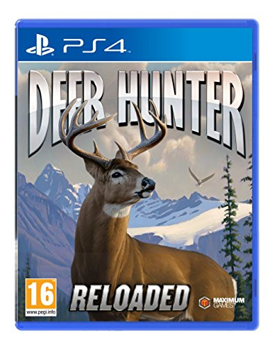 Deer Hunter Reloaded - PlayStation 4 [Edizione: Regno Unito]
