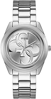 Guess Womens Analogue Watch G-Twist with Stainless Steel Strap