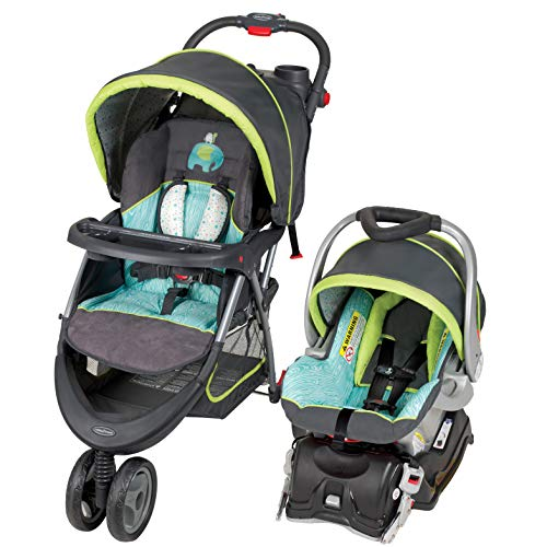 Baby Trend Ez Ride5 Travel System, Woodland