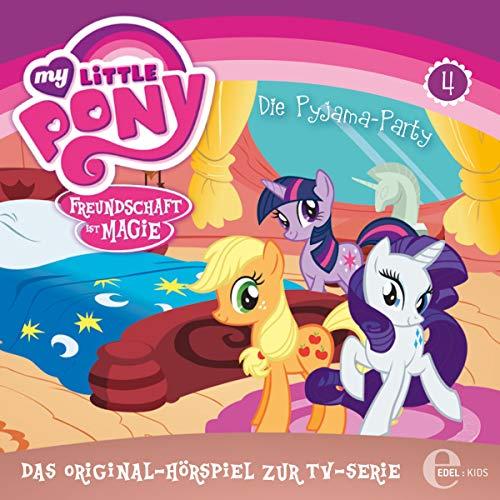 Die Pyjama Party / Drachenscheu. Das Original-Hörspiel zur TV-Serie Titelbild