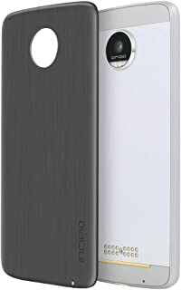 Moto Z Force Droid Case [Aluminum] Incipio Back Plate for Moto Z Force Droid Smartphone - Gunmetal
