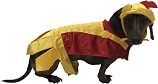 Roman Soldier Costume for Small Dogs