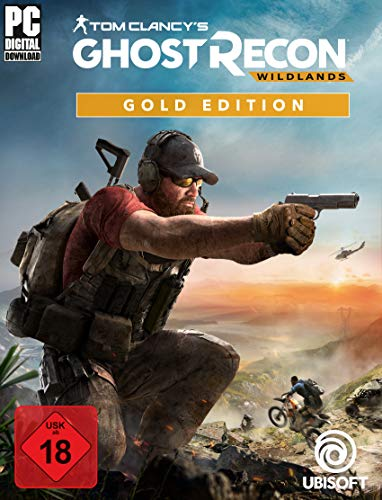 Tom Clancy's Ghost Recon Wildlands Year 2 Gold Edition - Gold | PC Code - Uplay