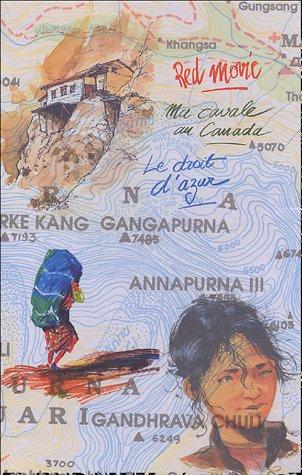 Lax Coffret 3 volumes : Tome 1, Red Movie ; Tome 2, Ma cavale au Canada ; Tome 3, Le droit d'azur