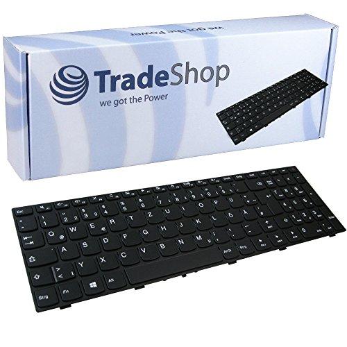 Original Laptop-Tastatur / Notebook Keyboard Ersatz Austausch Deutsch QWERTZ für Lenovo IdeaPad 110-15isk 110-17ACL 110-17IKB 110-17ISK 110 80UD00V2US (Deutsches Tastaturlayout)