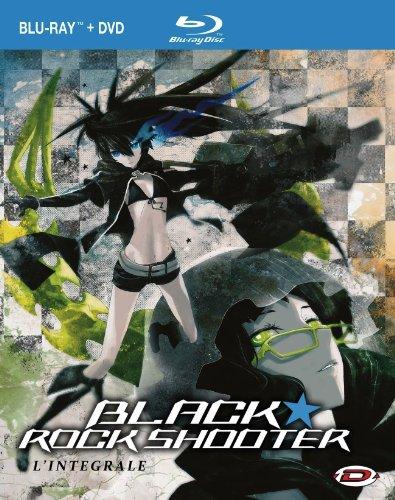 Black Rock Shooter INTEGRALE Edition Disc [Combo Blu-Ray + DVD]