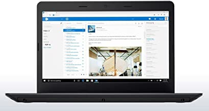 2018 Flagship Lenovo ThinkPad Edge E470 14 Inch Laptop (Intel Core i5-6200U, 8GB RAM, 256GB SSD, Intel Graphic, WiFi, HDMI, Webcam, FingerPrint Reader, Windows 10 Professional) (Certified Refurbished)