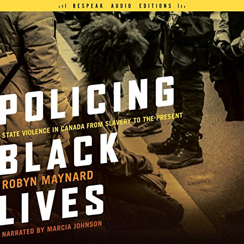 Policing Black Lives cover art