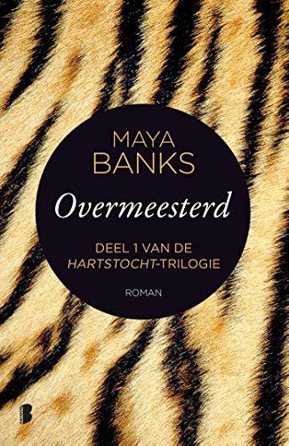 Overmeesterd (Hartstocht Book 1) (Dutch Edition)