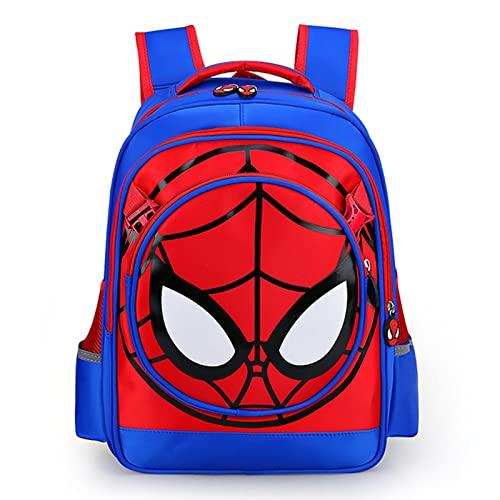 GLOOMALL Spiderman School Bags Boy...