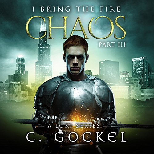 Download Chaos: I Bring the Fire, Book 3 B01DCFJKRS