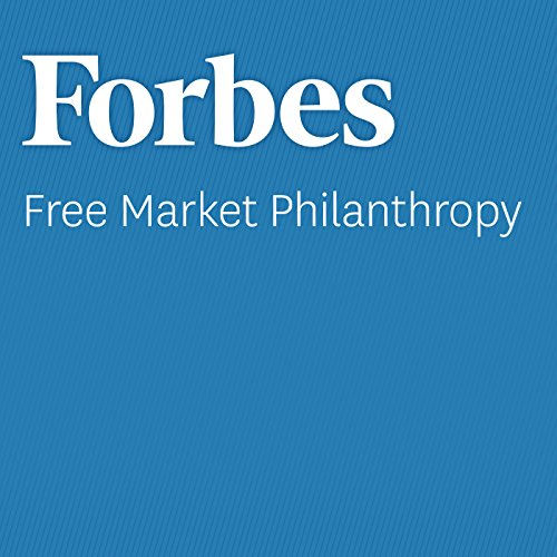 Free Market Philanthropy audiobook cover art