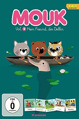 Mouk Vol. 2 - Mein Freund, der Delfin