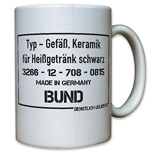 Gefäß Heißgetränk Weckdienstflüssigkeiten Weckdienstbehältnis - Tasse #10124 t