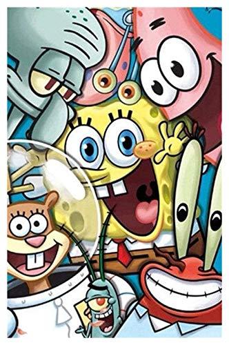 ZGPTOP Rompecabezas Scene Scene Puzzle Juegos de Arte para educativos, Rompecabezas de Madera Puzzles 300-6000 Piezas (Size : 1500P)