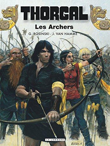 Thorgal, tome 9 : Les Archers