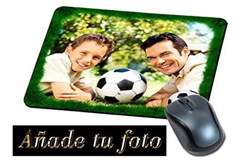 OyC Alfombrilla ratón Rectangular, Personalizada, Foto, Ordenador, in