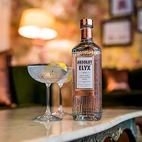 Absolut Elyx Luxus Wodka - 7