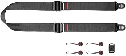 Peak Design Slide Lite Camera Strap SLL-BK-3 (Black)