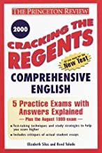 Cracking the Regents Comprehensive English, 2000 Edition (Princeton Review)
