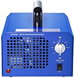 Ozonizador,Generador De Ozono Comercial 7000Mg / H Purificador De Aire Profesional O3 Ozonizador E Ionizador   Purificador Y Esterilizador Desodorante Para Trabajo Pesado   Para Detener El C
