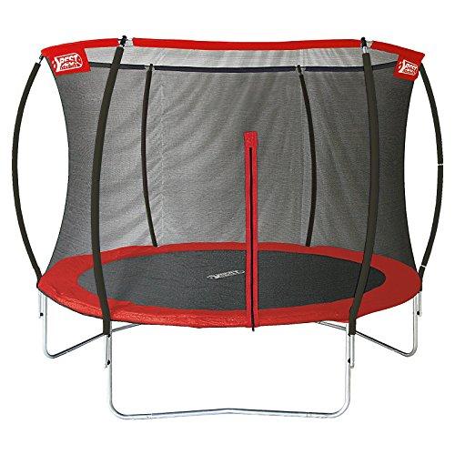 Best Sporting Garden Trampoline diameter 305, 366 of 426 cm outdoor trampoline met veiligheidsnet