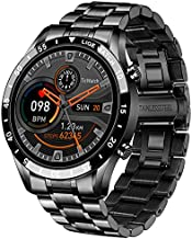 LIGE Smart Watch for Android iOS, Bluetooth Calls Voice Chat with Heart Rate/Sleep Monitor Fitness Tracker, 1.3