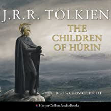 children of hurin audiobook christopher lee