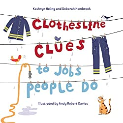 Clothesline Clues for Jobs People Do (AFFILIATE)