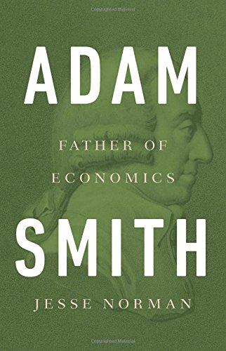 Image of Adam Smith: Father of Economics
