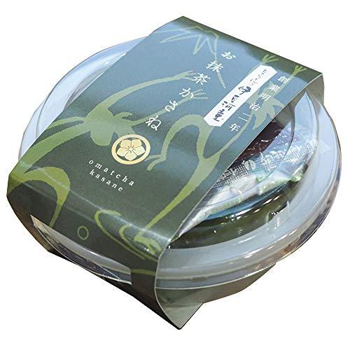 伊豆河童 カップ入り お抹茶かさね あんみつ 1個 角切りところてん 和菓子