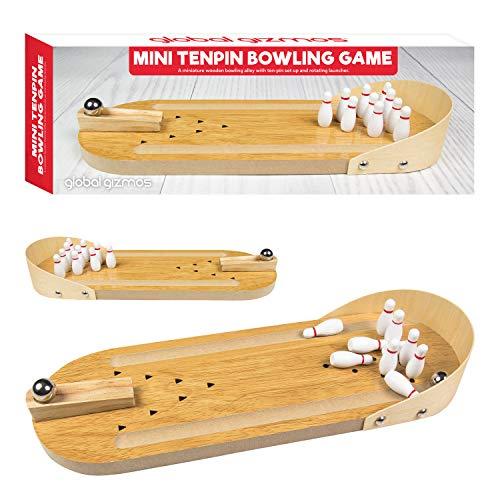Global Gizmos Mini-Bowling-Set
