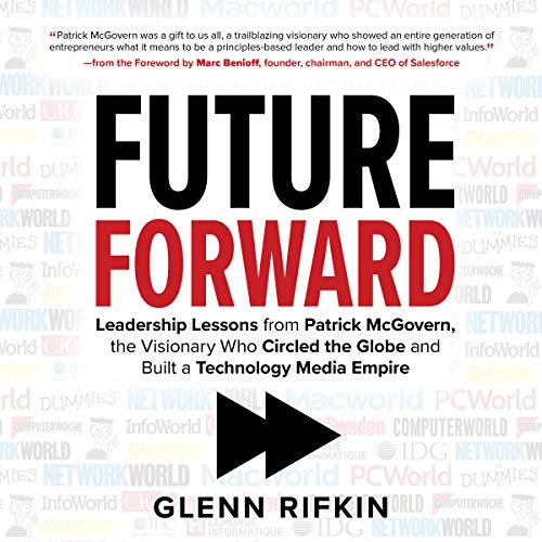 Future Forward audiobook cover art