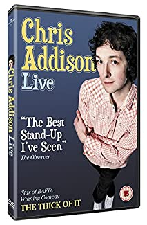 Chris Addison - Live