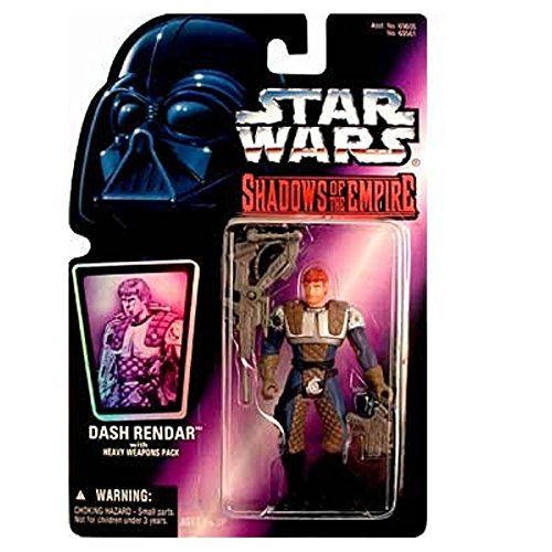 Star Wars Shadows Of The Empire Dash Rendar Action Figure